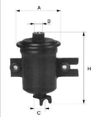 Топливный фильтр FILTRON PP931/1
