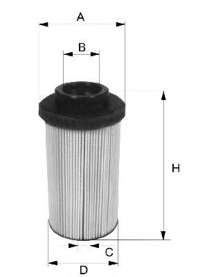 Топливный фильтр FILTRON PE982