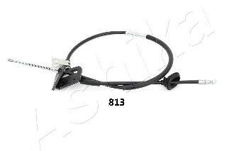 Трос ручника ASHIKA 131-08-813