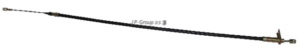 Трос ручника JP GROUP 1370300100