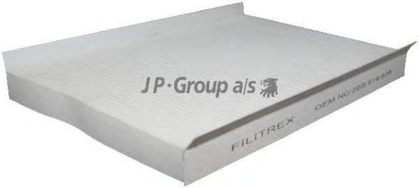 Фильтр салона JP GROUP 1128100400