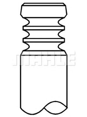 Выпускной клапан MAHLE ORIGINAL 029 VA 30891 100
