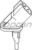 Датчик вращения колеса TOPRAN 303 944