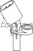 Датчик вращения колеса TOPRAN 110 606