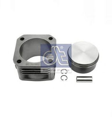 Гильза цилиндра, пневматический компрессор DT 4.61654