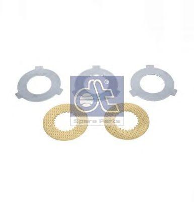 Предохранительное кольцо, промежуточный подшипник карданного DT 2.32892