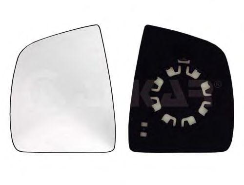 Стекло зеркала заднего вида ALKAR 6402929