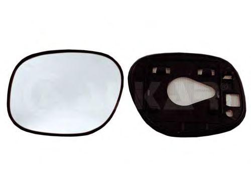 Стекло зеркала заднего вида ALKAR 6402958