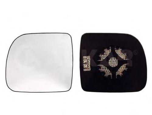 Стекло зеркала заднего вида ALKAR 6431156