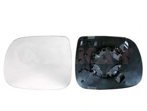 Стекло зеркала заднего вида ALKAR 6431794