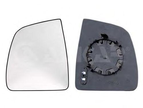 Стекло зеркала заднего вида ALKAR 6431929
