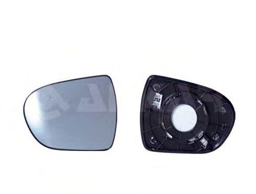 Стекло зеркала заднего вида ALKAR 6471574