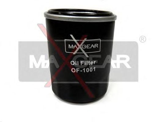Масляный фильтр MAXGEAR 26-0397