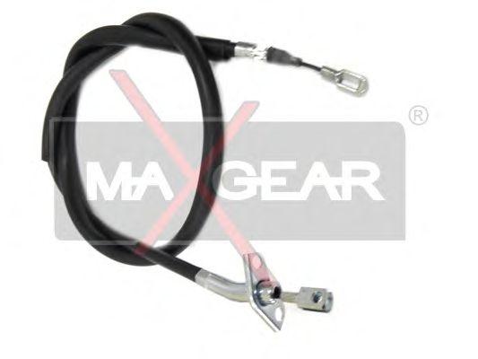 Трос ручника MAXGEAR 32-0255