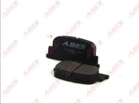 Тормозные колодки ABE C22022ABE