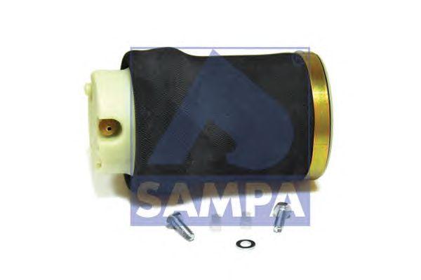 Пневмоподушка подвески SAMPA 030.338