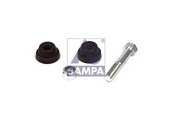 Комплект втулок стабилизатора SAMPA 040.537