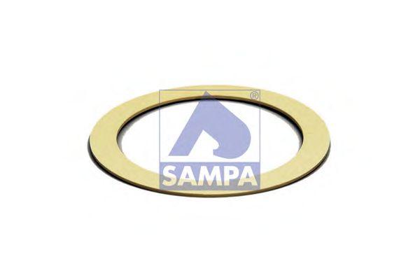 Сальник ступицы колеса SAMPA 070.022