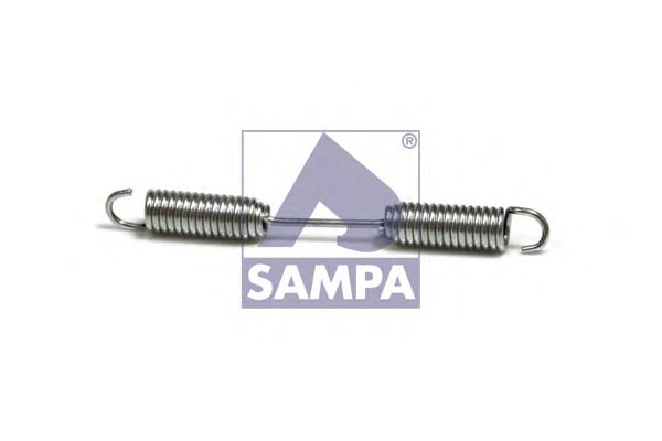 Пружина тормозной колодки SAMPA 070.118