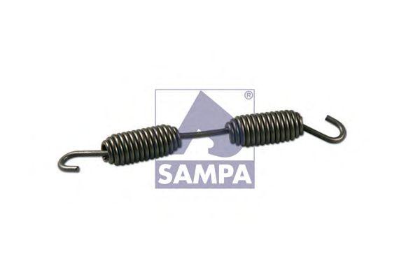 Пружина тормозной колодки SAMPA 075.039