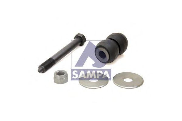 Ремкомплект, палец ушка рессоры SAMPA 080.555