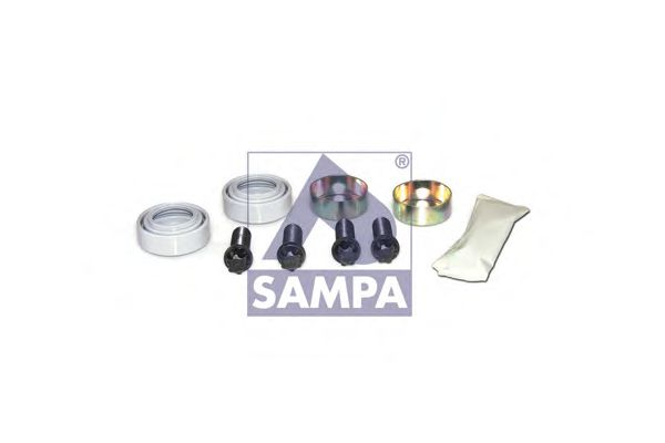 Ремкомплект суппорта SAMPA 095.511
