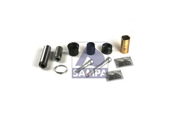 Ремкомплект суппорта SAMPA 095.527