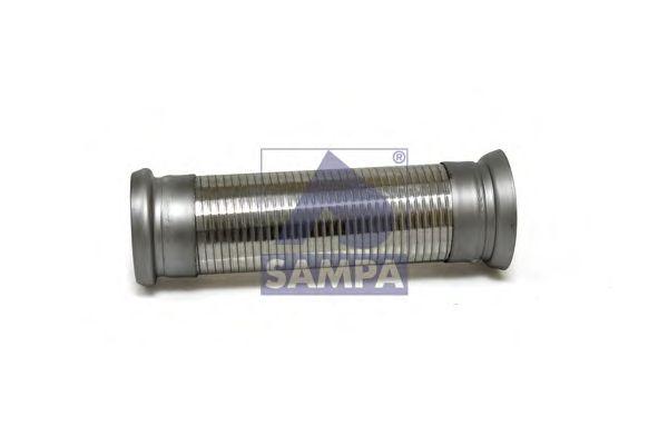 Гофра выпускной системы SAMPA 100.052