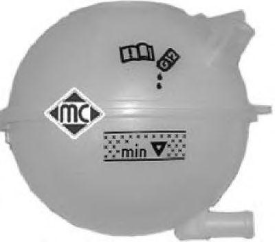 Бачок, радиатор Metalcaucho 03635
