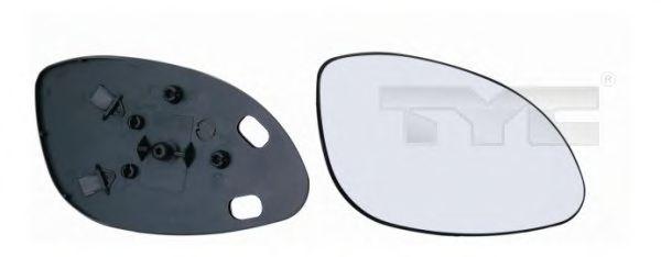 Зеркальное стекло, узел стекла TYC 325-0041-1