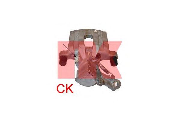 Тормозной суппорт NK 213697