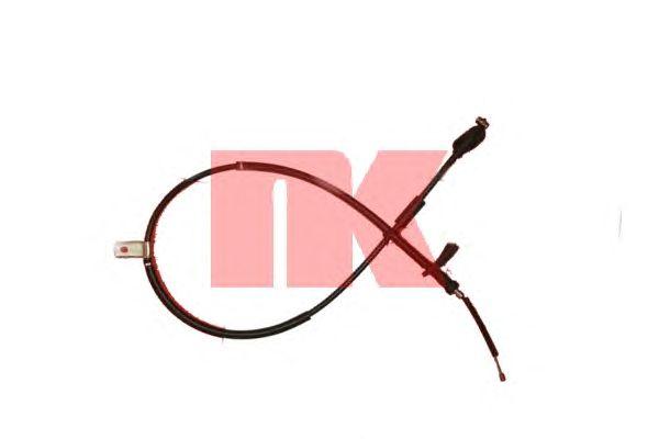 Трос ручника NK 9036126