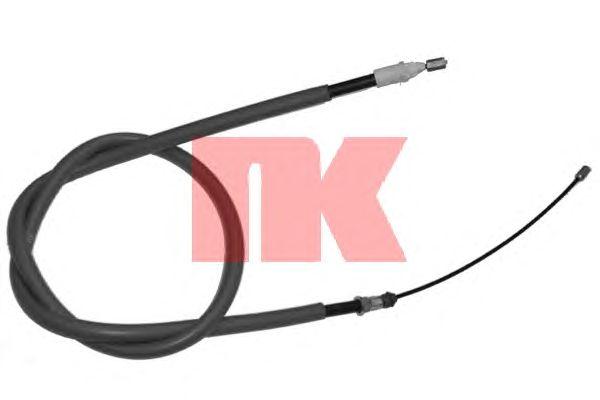 Трос ручника NK 9039105