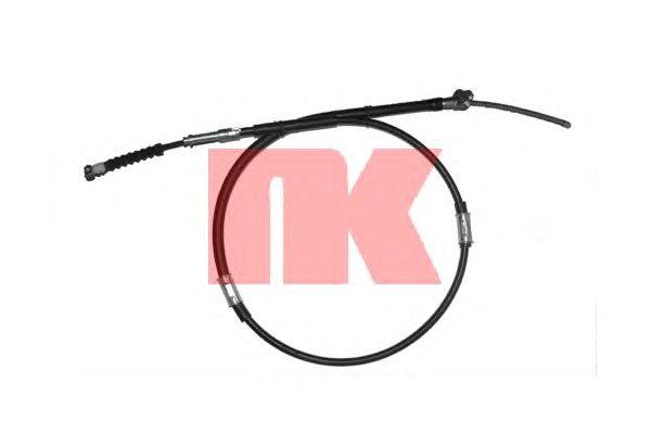 Трос ручника NK 9045138