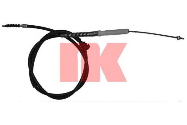 Трос ручника NK 904836