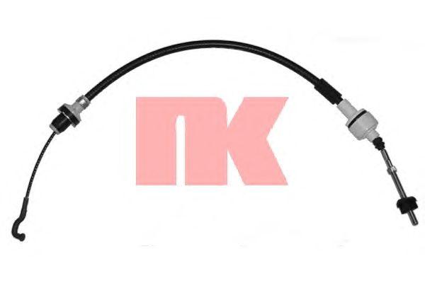 Трос сцепления NK 923629