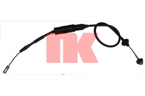 Трос сцепления NK 924751