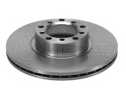 Тормозной диск MEYLE 015 520 2004