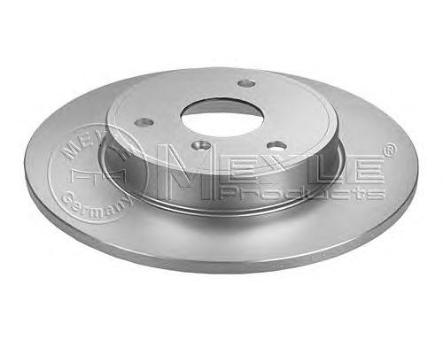 Тормозной диск MEYLE 015 521 0007/PD