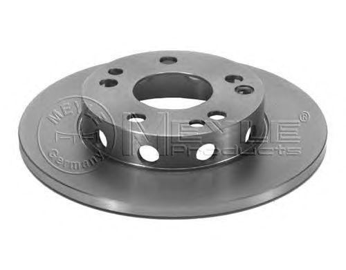 Тормозной диск MEYLE 015 521 2023