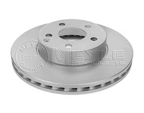 Тормозной диск MEYLE 015 521 2099/PD