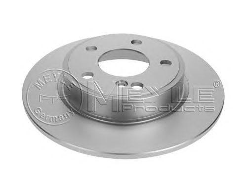 Тормозной диск MEYLE 015 523 0004/PD