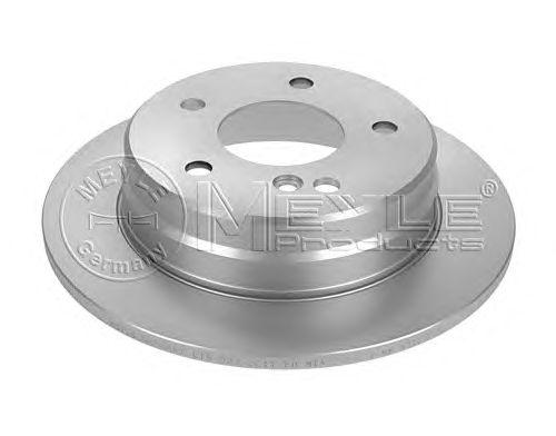 Тормозной диск MEYLE 015 523 2011/PD