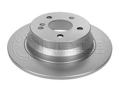 Тормозной диск MEYLE 015 523 2050/PD