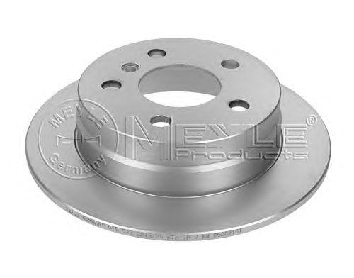 Тормозной диск MEYLE 015 523 2079/PD