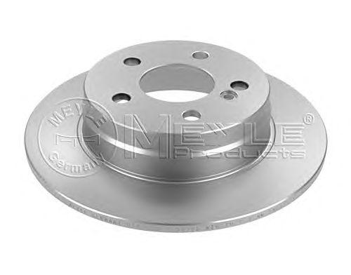 Тормозной диск MEYLE 015 523 2106/PD