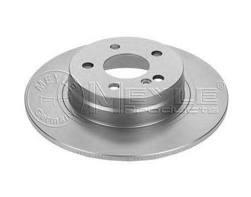 Тормозной диск MEYLE 015 523 2107/PD