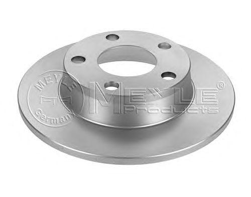Тормозной диск MEYLE 115 523 1079/PD