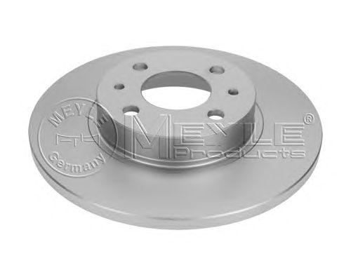 Тормозной диск MEYLE 215 521 0046/PD