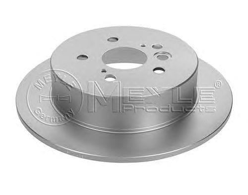 Тормозной диск MEYLE 30-15 523 0042/PD